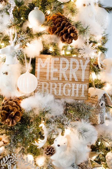 rustic glam christmas decor at target embellish ology 10 tips on how to decorate a christmas tree rustic glam