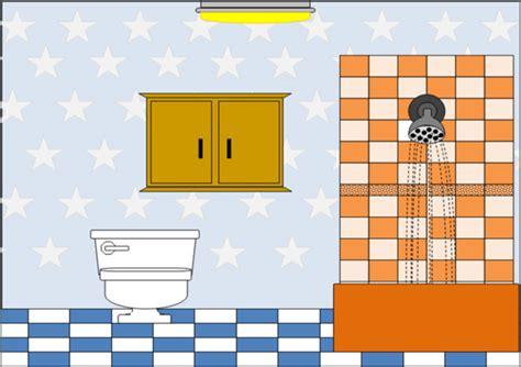 cartoon pictures of bathrooms bathroom 1 free images at clker com vector clip art