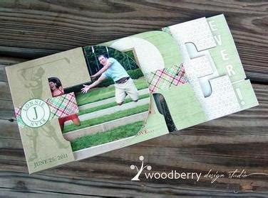 Golf Themed Wedding Invitations by A In One Wedding The Preppy Planner