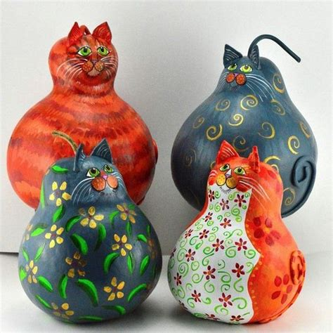 gourd craft projects make adorable chicken decor from gourds craft projects