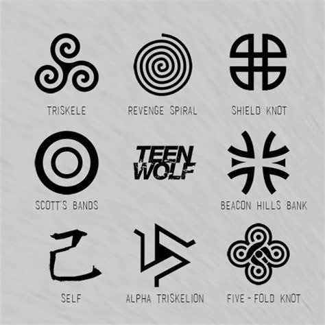 werewolf symbols signs www pixshark com images