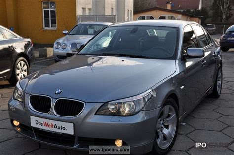 auto air conditioning service 2006 bmw 530 parental controls 2006 bmw 530d navi xenon leather sports seats pdc car photo and specs