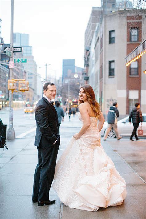winter wedding locations new york a new york winter wedding