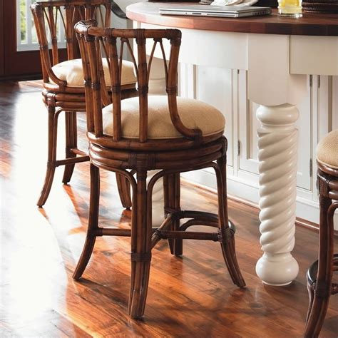Bar Stools Island by Bahama Home Island Estate South Swivel Counter
