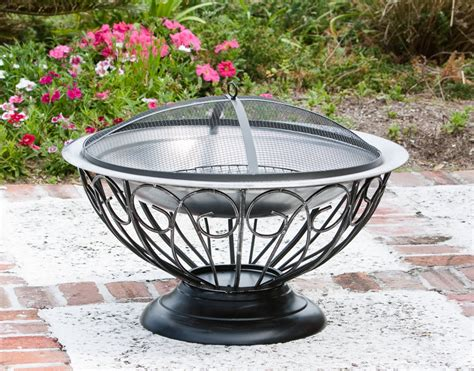 Stainless Steel Firepit 30 Stainless Steel Urn Pit