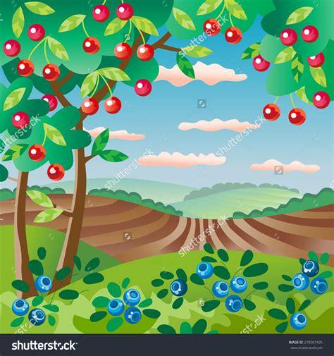 Charming Hills Farm And Garden #4: Fruit-garden-clipart-4.jpg