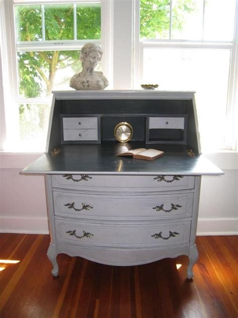 Writing Desk Furniture French Provincial Writing Desk Painted Furniture