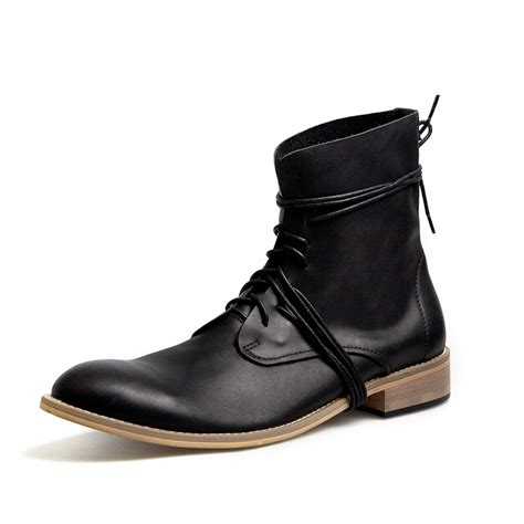 mens fashionable boots aliexpress buy free shipping new 2014 fashion