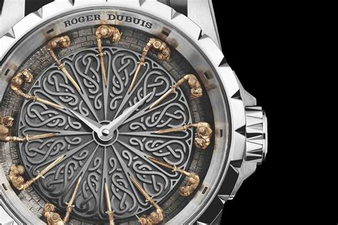 Knights Of The Table introducing the roger dubuis excalibur knights of the