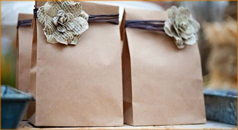diy vintage wedding favor ideas diy wedding favors vintage bag handmade vintage gift