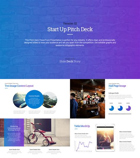 powerpoint template startup pitch 10 presentation design tips for the best pitch deck