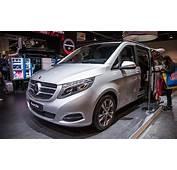 Mercedes Metris Concepts Premiere At SEMA Show 2014