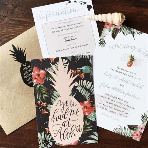 luau wedding invitation ideas hawaiian invitations ideas luau and modern wedding invitations by beaconl yourweek