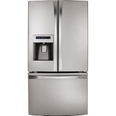 kenmore elite 31 cu ft door refrigerator kenmore elite 72053 31 0 cu ft door bottom