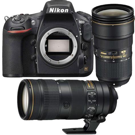 nikon d8 尼康 nikon 数码单反相机 d810 af s 24 70f2 8e af s 70 200f2 8e 双镜头套