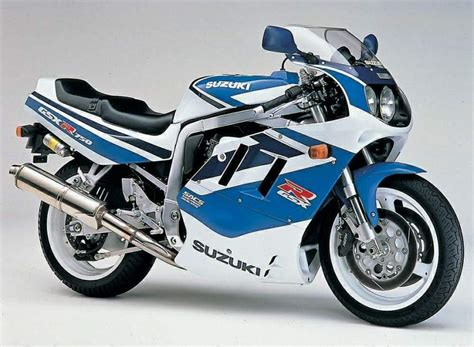 Suzuki Gsx 750 Specs Suzuki Gsx R 750