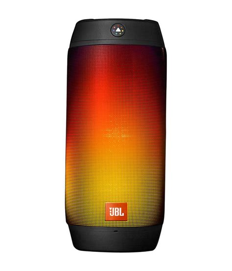 Jbl Pulse Speaker jbl pulse 2 portable bluetooth speaker black buy jbl