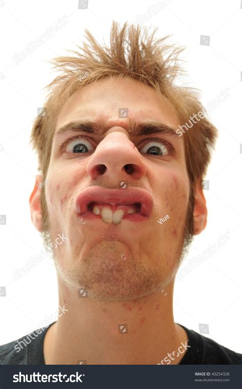 buck toothed buck toothed stock photo 40254328