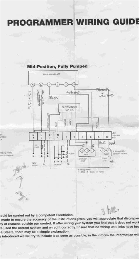 Siemens controller Vailant boiler wiring | DIYnot Forums