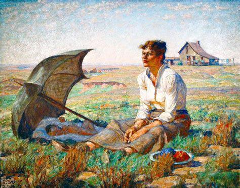 ten   south dakota paintings