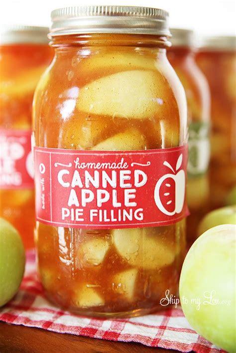printable pie recipes homemade apple pie filling recipe with free printable