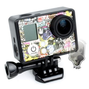 Lc41 Kalung Frame Foto 1 Sisi tmc 16 in 1 accessories set for gopro 3 3 4 ebl011 black jakartanotebook