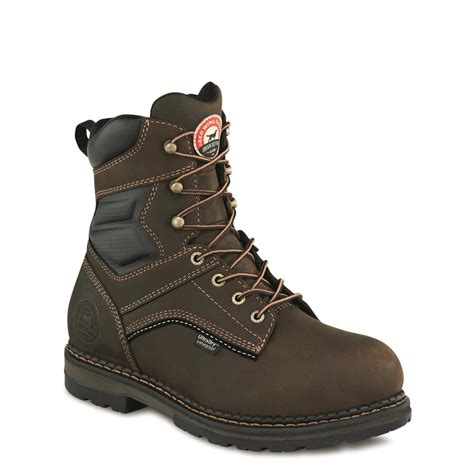 safety work boots for setter s ramsey waterproof 8 quot safety toe work