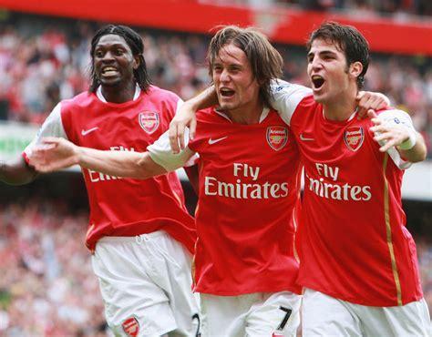 arsenal unbeaten season arsenal 2007 longest unbeaten starts to a premier league
