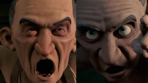 monster house characters wallpaper by liviusquinky on monster house but mr nebbercracker is the only character