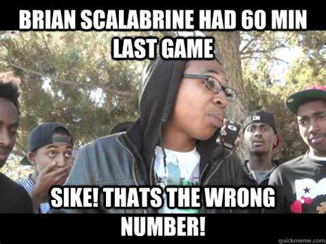 Sike Meme - the numbers behind nba memes