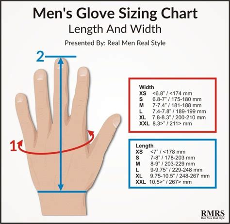 A Man S Guide To Gloves What To Look For When Buying A What Is The Length And Width Of A Bed
