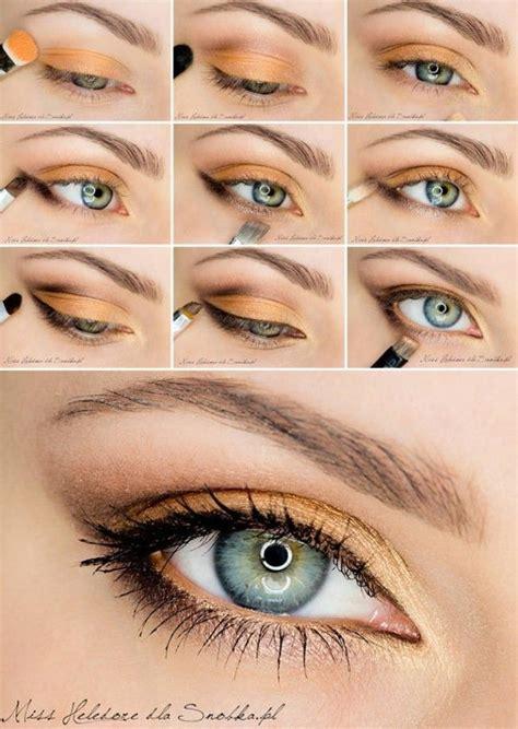 orange makeup tutorial 2014 best orange eye makeup ideas and tutorials pretty