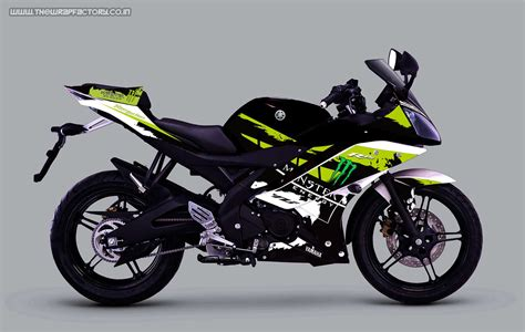 r15 photo r15 monster decal kit the wrap factory