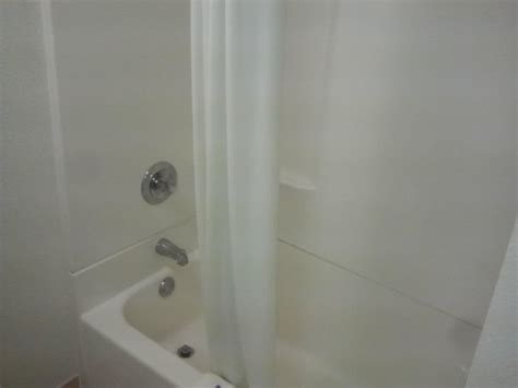 motel with bathtub shower with tub picture of motel 6 merrillville