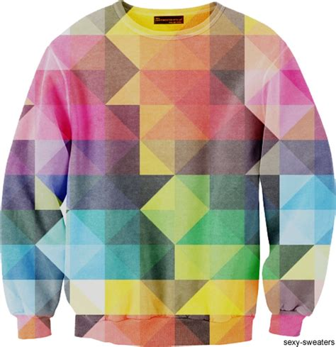 Kalung Fashion Geometry Shape Design a project 23 images of sweaters fancy tshirts