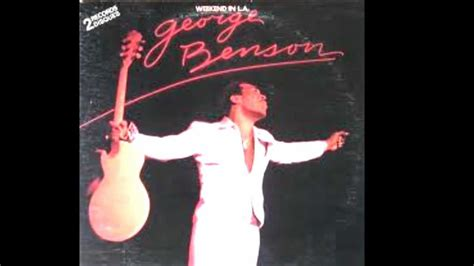 the play of george george benson on broadway album version youtube