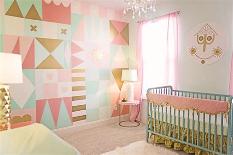 worldly decor cbell s it s a small world diy nursery project nursery