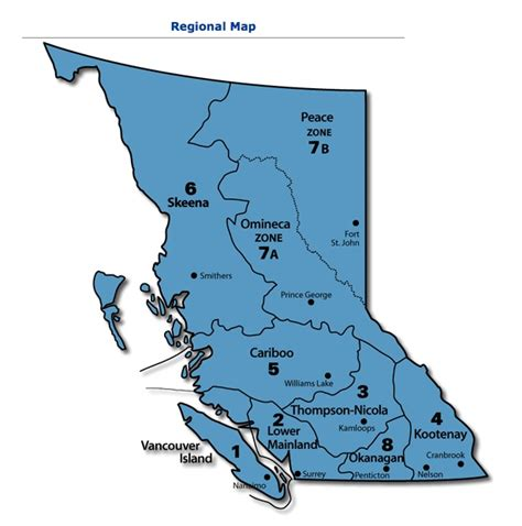 Interior Bc Map by An Introduction To Columbia S Interior Fly Fishing