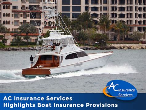 house boat insurance ac insurance services highlights boat insurance provisions press release digital
