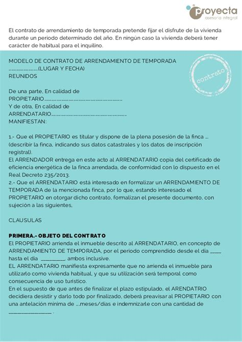 contrato de alquiler peru 2016 modelo de contrato de arrendamiento peru