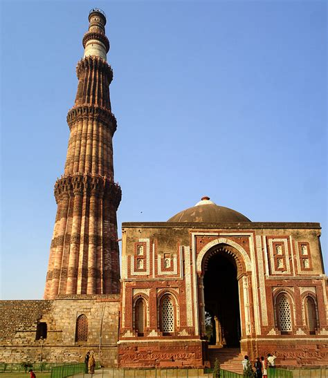 qutub minar biography in hindi qutub minar the altitudinous minar of india india