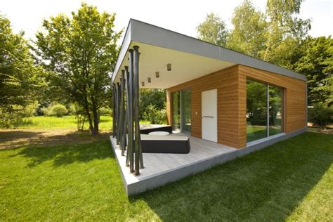 prefab in suite the green zero project modular suite is fabulously modern house designs