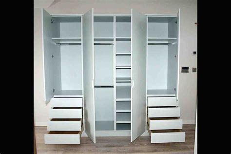 Wardrobe With Drawers And Shelves by Cheap Wardrobe With Drawers Temasistemi Net