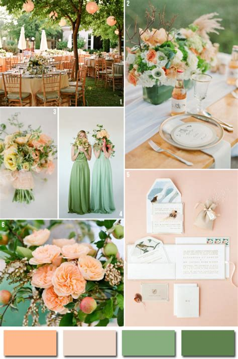 color theme ideas fabulous wedding colors 2014 wedding trends part 3