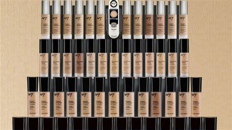 boots number 7 no 7 matchmade foundation service launches today
