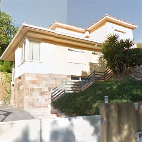 lionel messi s house former in castelldefels spain 2