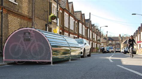 Free Room Design Online award winning cycle parking and infrastructure