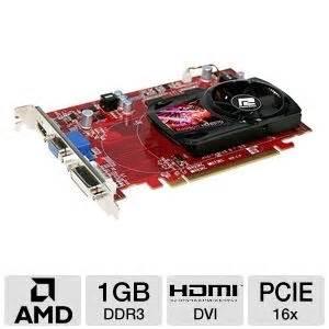 Vga Card Radeon Hd 6570 Powercolor Ax6570 1gbk3 H Radeon Hd 6570 Card 1gb