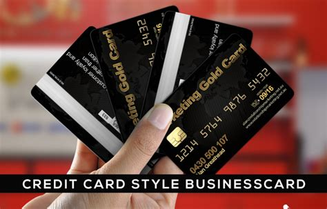 Credit Card Business Cards
