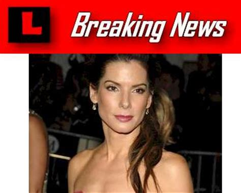 Sandra Bullock Pictures Videos Breaking News | sandra bullock jesse james car crash